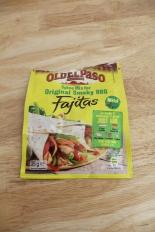 old el Paso fajita spice mix